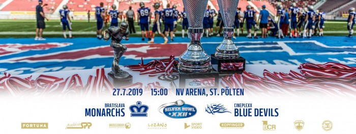 PREVIEW: Silver Bowl XXII: Monarchs vs. Blue Devils